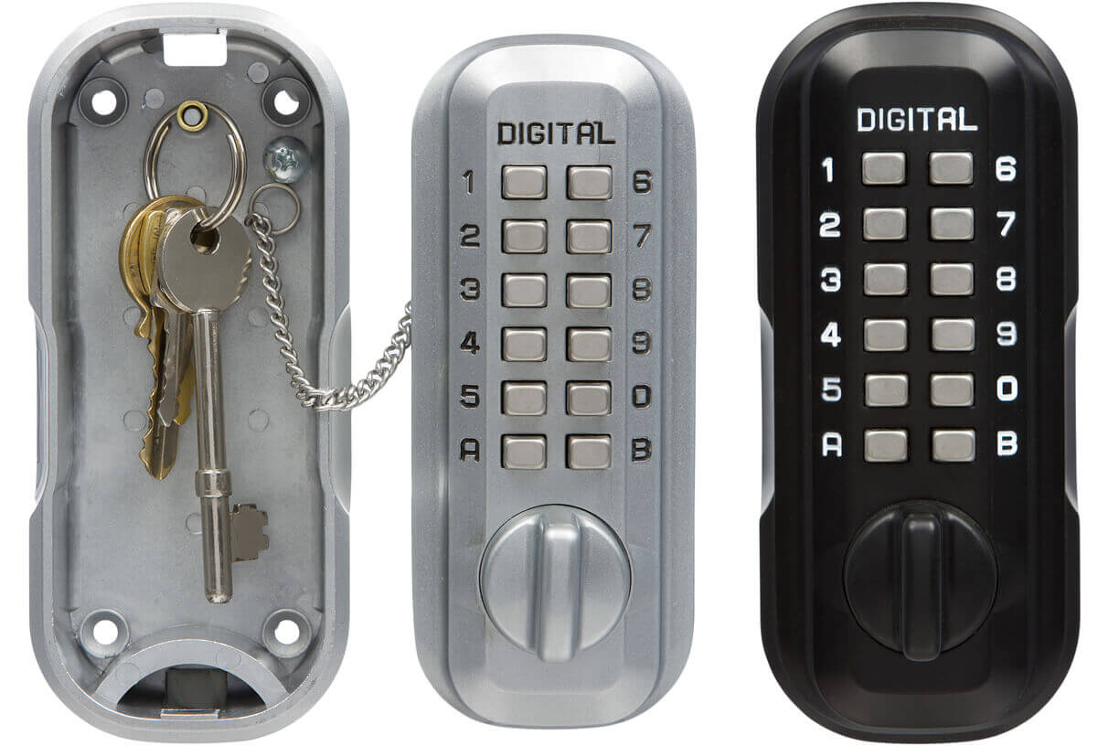 Digital Key Safe LKS500