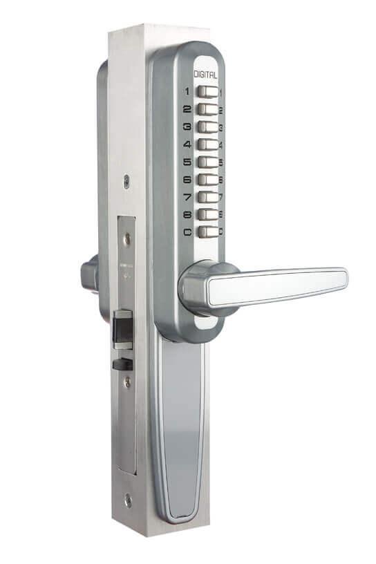 Lockey Super 8 7070 Push Button Lock